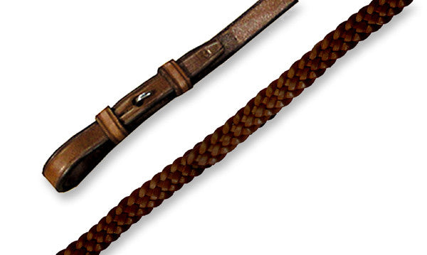 McBride Braided Reins by Smith-Worthington