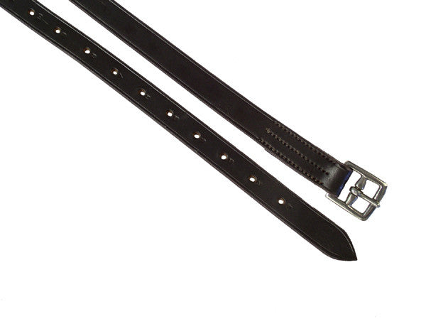 McBride Pony Stirrup Leathers by Smith-Worthington