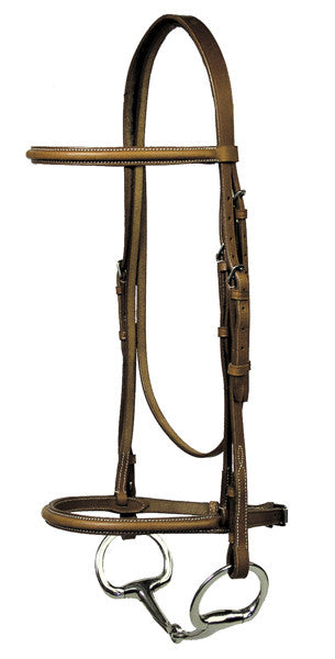 McBride Square Raised Bridle by Smith-Worthington