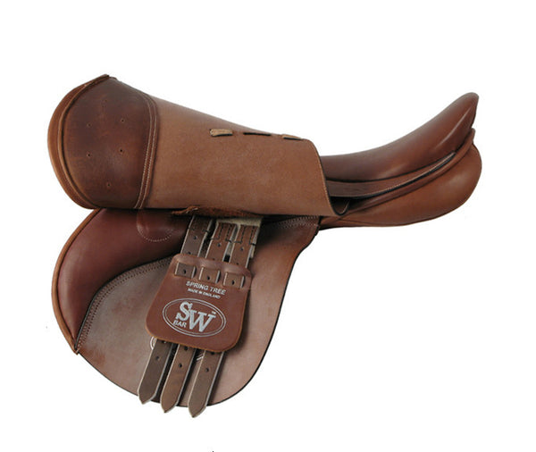 Smith-Worthington S-Bar-W Saddle
