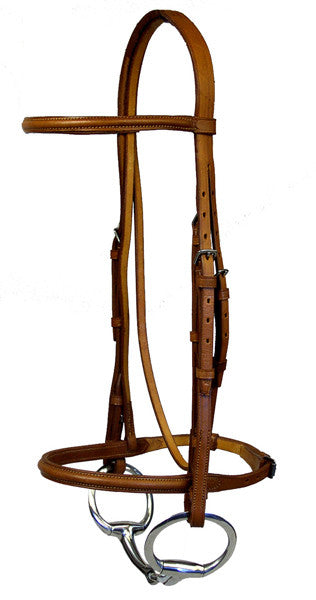Wexford Raised Bridle by Smith-Worthington