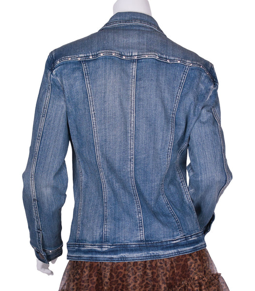 Denim Blast Jacket by Ethyl Denim