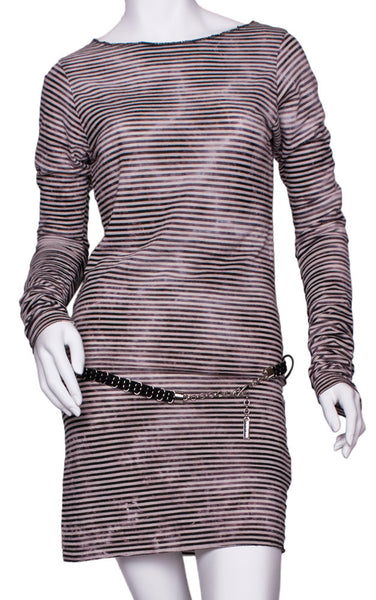 Pronghorn Stripe Tunic by Tumbleweed Ranch