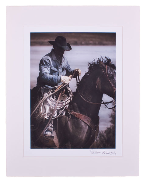 """Horse-Human Connection"" Print by Windhorse One Studios"