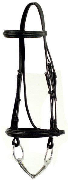 Wexford Padded Bridle by Smith-Worthington