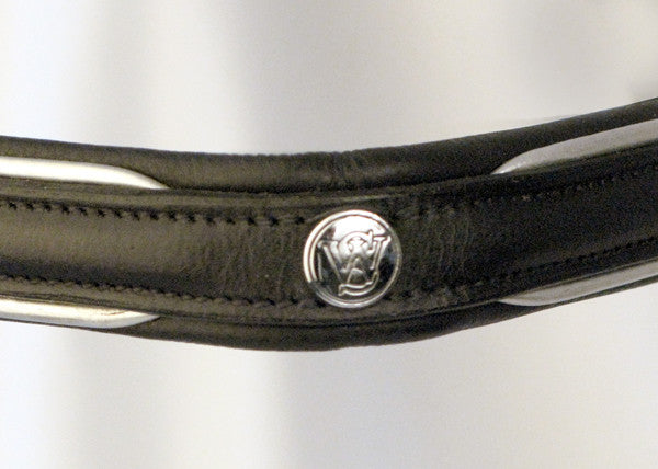Signature Concha Bridle with Stop Reins by Smith-Worthington