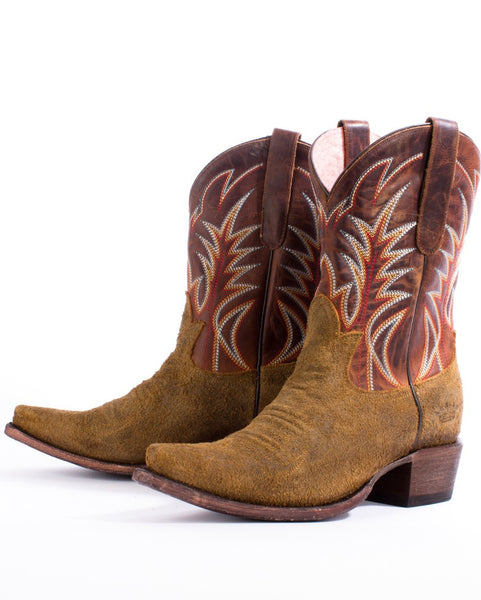 Dirt Road Dreamer Cowboy Boot in Brick by Junk Gypsy Co.