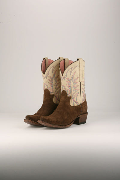 Dirt Road Dreamer Cowboy Boot in Bone by Junk Gypsy Co.