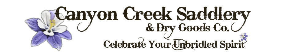 Canyon Creek Saddlery & Dry Goods Co.