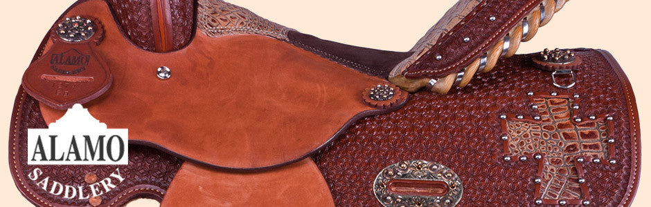 Western Saddles & Accessories