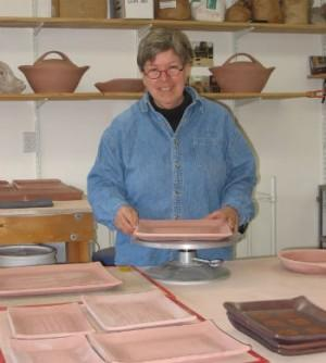 Maryon Attwood of Cook on Clay
