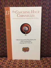 """The Coaching Hour Chronicles"" Conversations in the Pursuit of Sporting Clays Excellence.  Volume 13 Book"