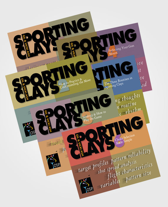 Sporting Clays 6-DVD Set