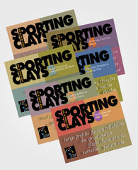 Video, Sporting Clays 6-DVD Set
