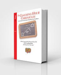 """The Coaching Hour Chronicles"" Conversations in the Pursuit of Sporting Clays Excellence. Volume 1 Book"