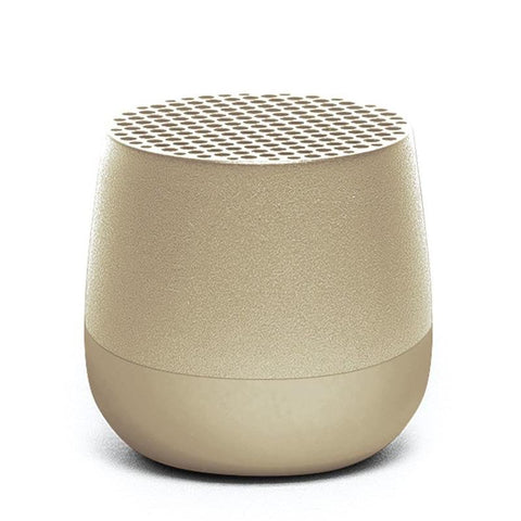 Lexon - Mino Bluetooth Speaker - Soft Gold