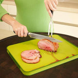 Joseph Joseph Cut & Carve Plus Chopping Board - Red
