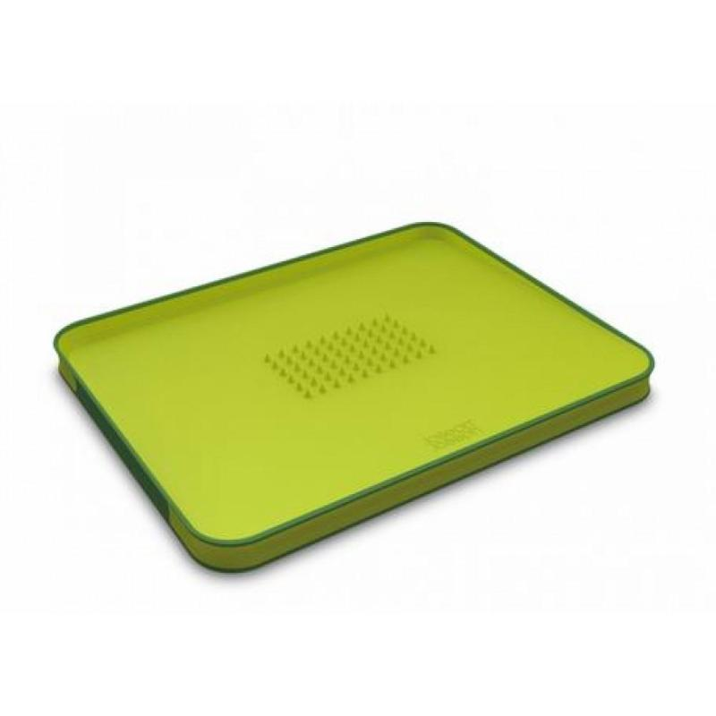 Joseph Joseph Cut & Carve Plus Chopping Board - Green