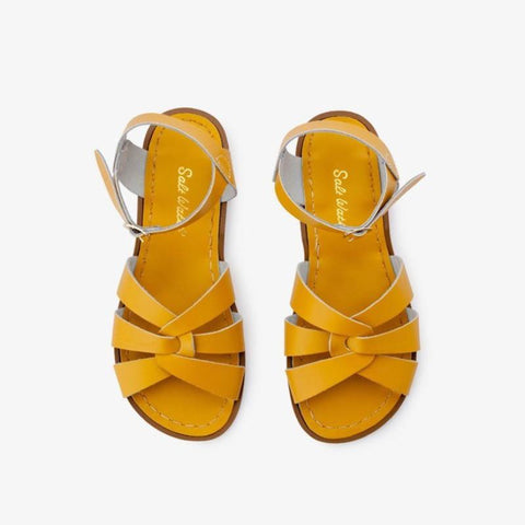 Salt Water Sandals - Adults - Mustard