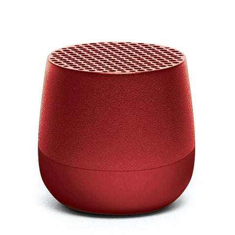 Lexon - Mino Bluetooth Speaker - Red