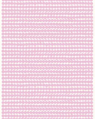 Marimekko Fabric - Coated Cotton Rasymatto 134 Pink