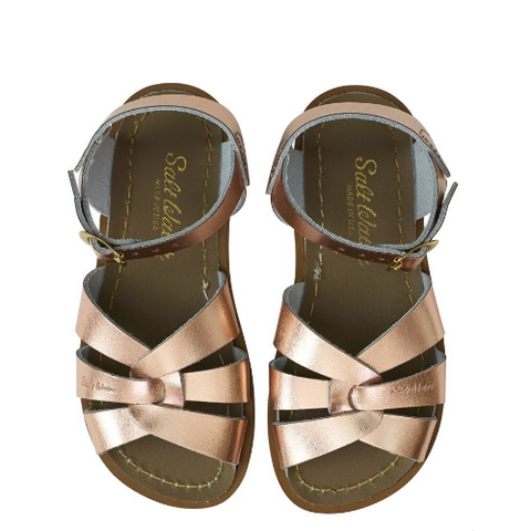 Salt Water Sandals - Adults - Rose Gold