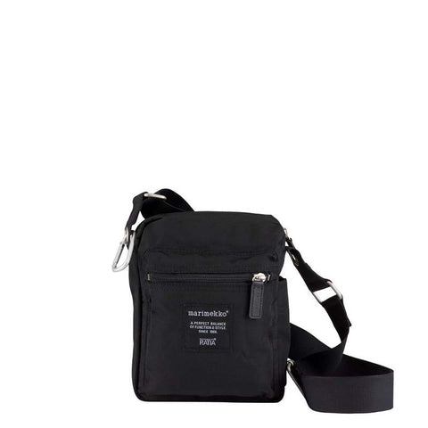 Marimekko Roadie Cash & Carry Bag - 999 Black