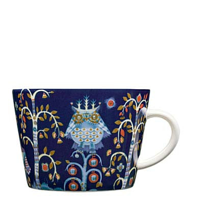 Iittala Taika Coffee Cup - Blue