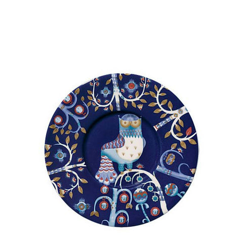 Iittala Taika Coffee Saucer - Blue