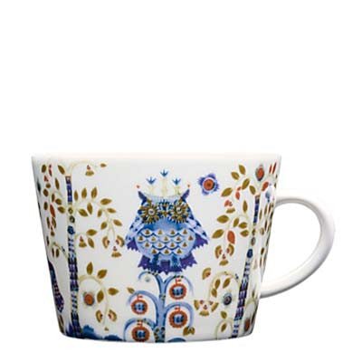 Iittala Taika Coffee Cup - White