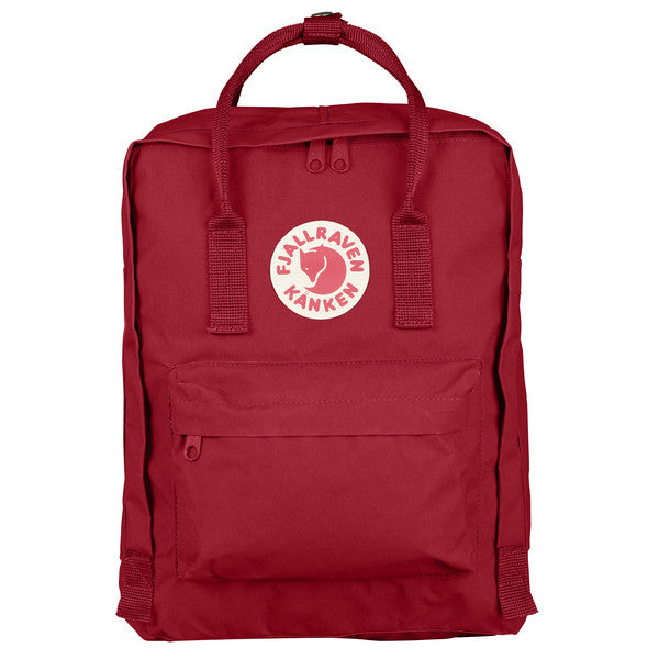 Fjallraven Kanken Classic - 325 Deep Red