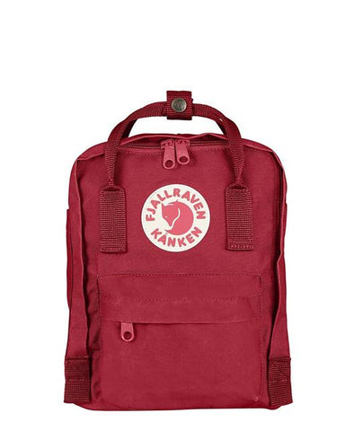 Fjallraven Kanken Mini - 325 Deep Red