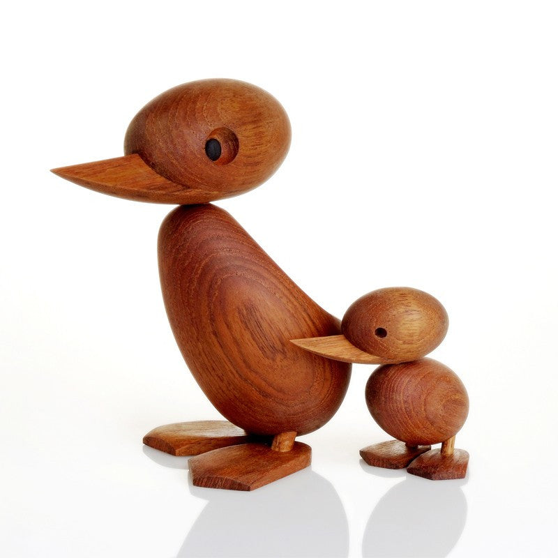 Architect Made Duck & Duckling
