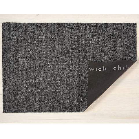 Chilewich Shag Utility Mat - Heathered - Grey