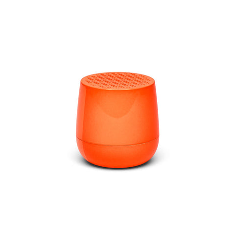 Lexon - Mino Bluetooth Speaker - Orange Fluro
