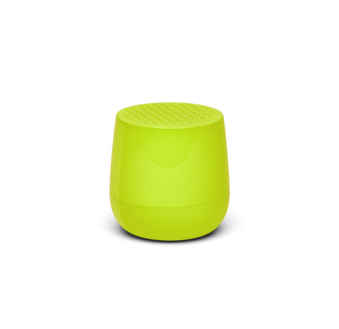 Lexon - Mino Bluetooth Speaker - Yellow Fluro
