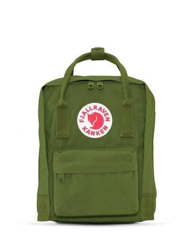 Fjallraven Kanken Mini - 615 Leaf Green