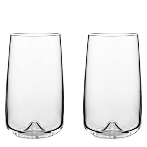 Normann Copenhagen Glassware - Long Drink (Set of 2)
