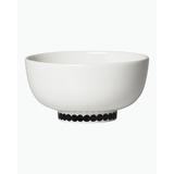 Marimekko Kitchen - Bowl - Rasymatto 190 Black/White (300ml)