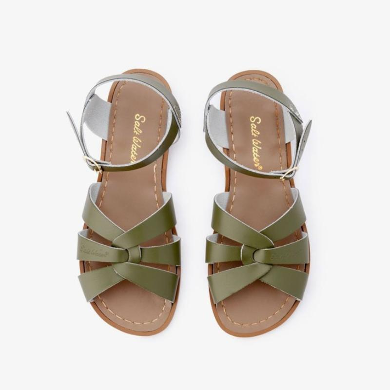 Salt Water Sandals - Adults - Olive