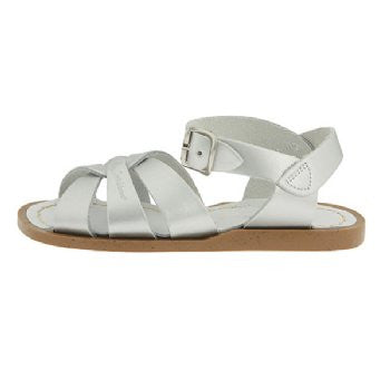 Salt Water Sandals - Childrens - Silver