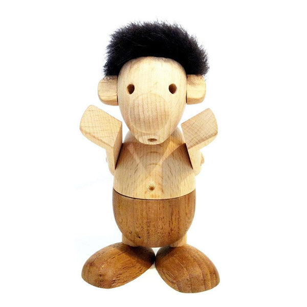 Architect Made Strit Wood Figure