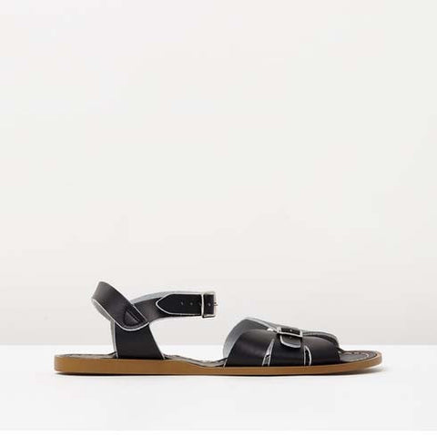 Salt Water Sandals - Classic - Adults - Black