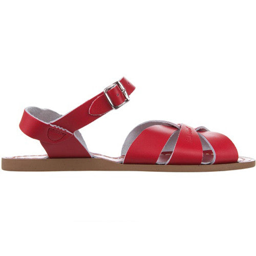 Salt Water Sandals - Adults - Red
