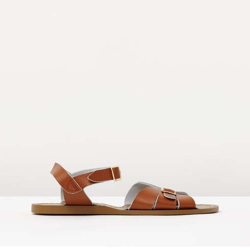 Salt Water Sandals - Classic - Adults - Tan