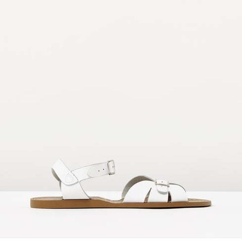 Salt Water Sandals - Classic - Adults - White