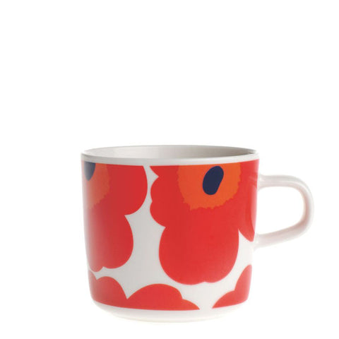 Marimekko Kitchen - Coffee Cup - Unikko 001 Red