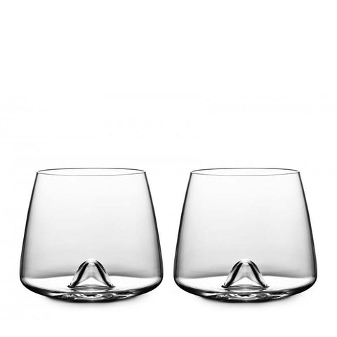 Normann Copenhagen Glassware - Whiskey (Set of 2)