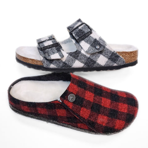 Birkenstock Fuzzy Collection
