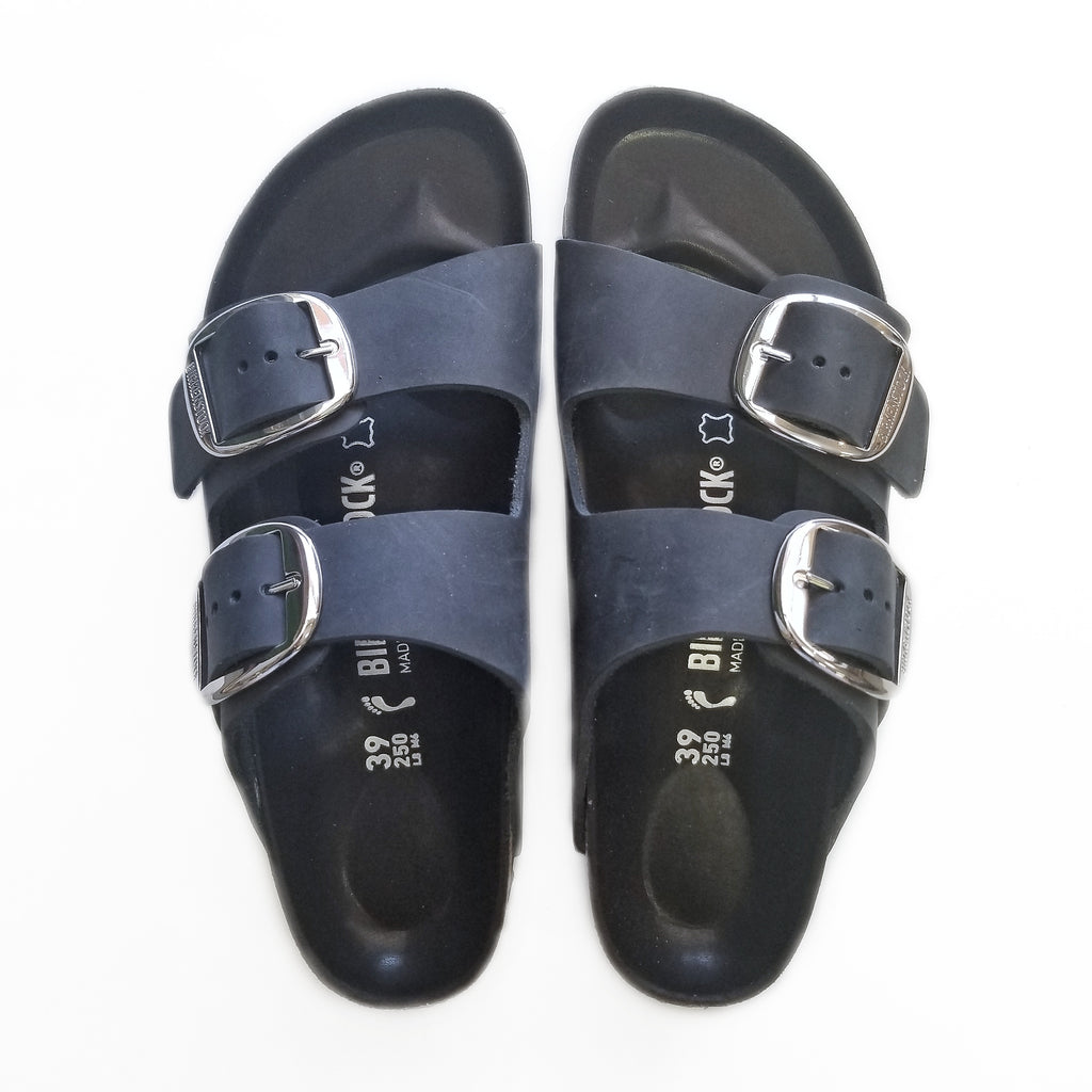 Birkenstock Big Buckle Arizona Black Birkenstock Attitudes